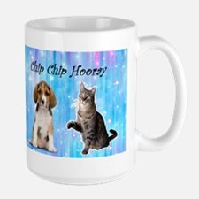 Chip Chip Hooray Mugs