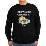 Christmas Pie Sweatshirt (dark)