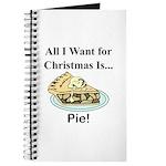 Christmas Pie Journal