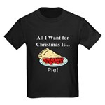 Christmas Pie Kids Dark T-Shirt
