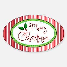 Merry Christma Decal