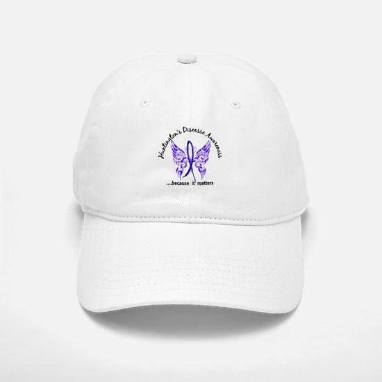 Huntington's Butterfly 6.1 Hat
