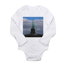 Statue of Liberty NYC Body Suit