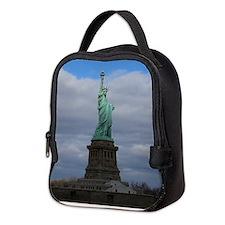 Statue of Liberty NYC Neoprene Lunch Bag