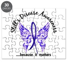 Still's Disease Butterfly 6.1 Puzzle