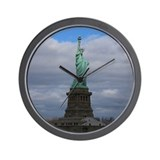 Statue of liberty Wall Clocks