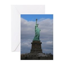 Statue of Liberty NYC Greeting Cards