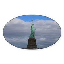 Statue of Liberty NYC Decal