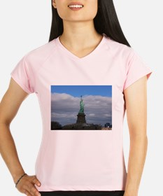Statue of Liberty NYC Performance Dry T-Shirt