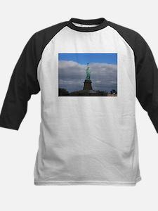 Statue of Liberty NYC Baseball Jersey