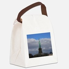 Statue of Liberty NYC Canvas Lunch Bag