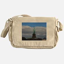 Statue of Liberty NYC Messenger Bag