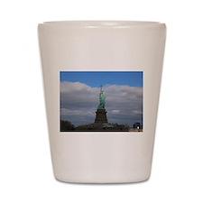Statue of Liberty NYC Shot Glass