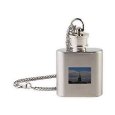 Statue of Liberty NYC Flask Necklace