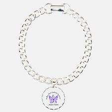 Guillain Barre Butterfly Bracelet