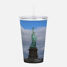 Statue of Liberty NYC Acrylic Double-wall Tumbler