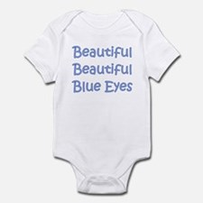 Blue Eyes Infant Bodysuit