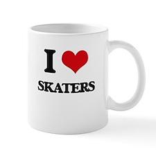 I Love Skaters Mugs