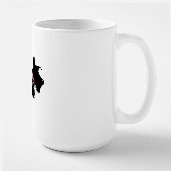 Scottie Dog Large Mug