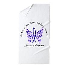 ARDS Butterfly 6.1 Beach Towel