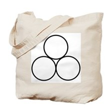 Wicca Symbol Peace, Tote Bag