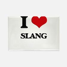 I love Slang Magnets