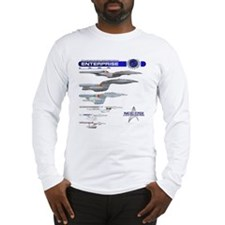 Startrektv Long Sleeve T-Shirt