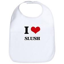 I love Slush Bib