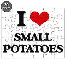 I love Small Potatoes Puzzle