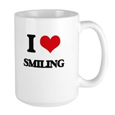 I love Smiling Mugs