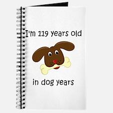 17 dog years 4 - 2 Journal