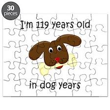 17 dog years 4 - 2 Puzzle