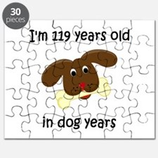 17 dog years 4 - 2 Puzzle