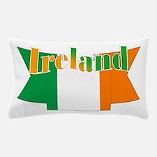 Irish flag ribbon Pillow Case