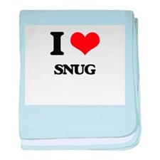 I love Snug baby blanket