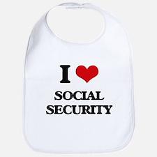 I love Social Security Bib