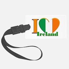 I love Ireland Luggage Tag