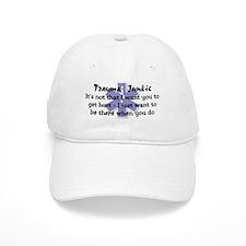 Trauma Junkie Baseball Cap