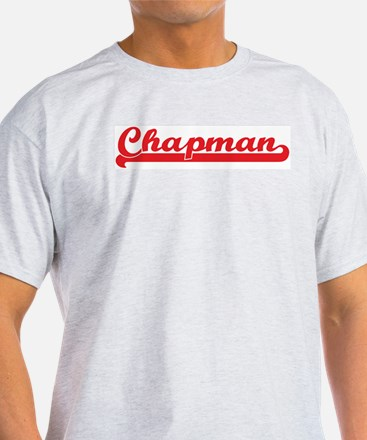 Chapman (retro-sport-red) T-Shirt