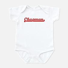 Chapman (retro-sport-red) Infant Bodysuit