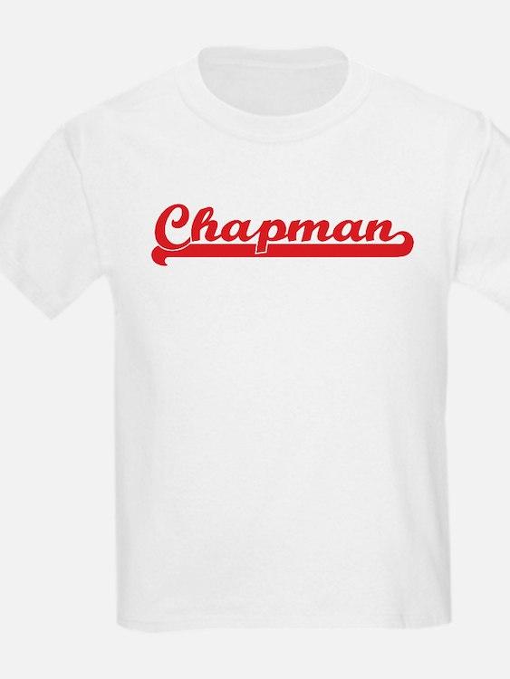 Chapman (retro-sport-red) T-Shirt