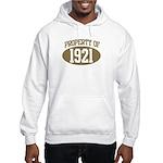 Property of 1921 Hooded Sweatshirt