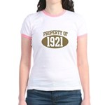 Property of 1921 Jr. Ringer T-Shirt