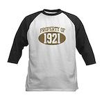 Property of 1921 Kids Baseball Jersey