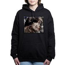 Schnauzer Life Women's Hooded Sweatshirt