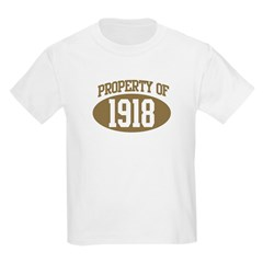 Property of 1918 T-Shirt
