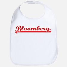 Bloomberg (retro-sport-red) Bib