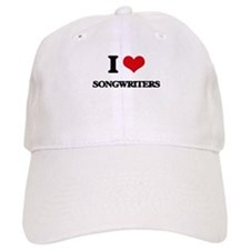 I love Songwriters Baseball Cap