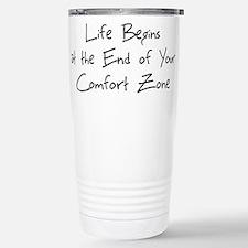 Unique I love life Travel Mug