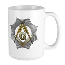 Masonic Square and Compass Mugs